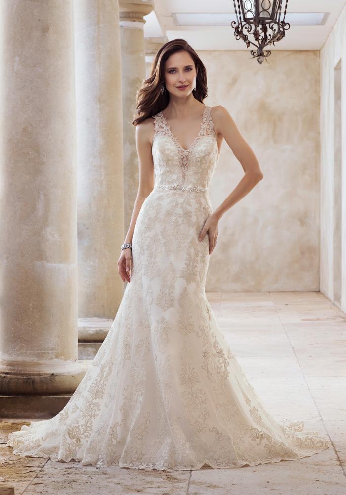 Sophia Tolli – The Crystal Bride