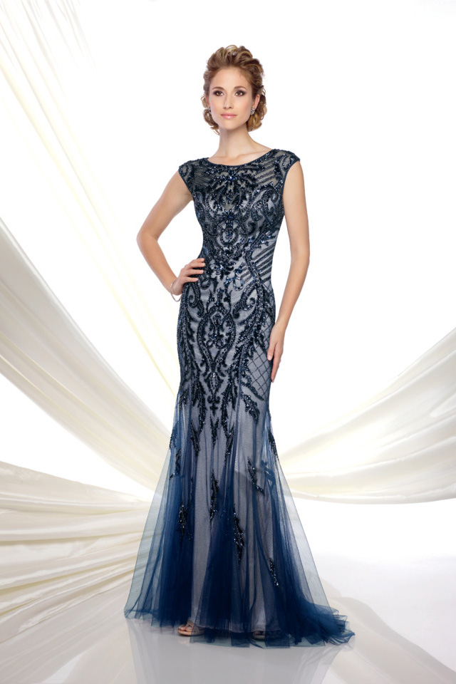1a5f8ba2b1 IVONNE D. Couture mother of the bride dresses and formal social occasion  gowns for the upscale ...